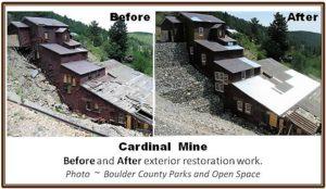 Cardinal Mine Restoration